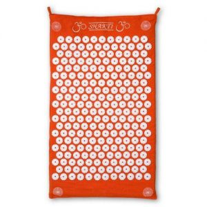 Original Shakti Mat, orange colour