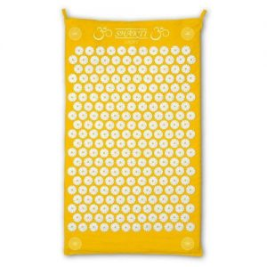 Yellow Shakti Mat, light